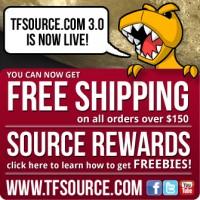 Transformers News: TFsource 5-29 SourceNews!
