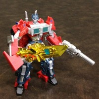 Transformers News: Takara Tomy Transformers Prime Arms Micron Orion Pax Image