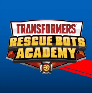New Logo for Transformers: Rescue Bots Academy Series