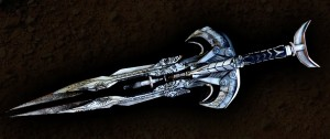 Transformers News: A Closer Look at the Transformers: Age of Extinction Bladed Weapon