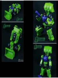 Transformers News: TFC Toys Structor Chinese Video Review