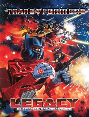Transformers Legacy: A Celebration of Transformers Package Art Release Pushed Back to January 2015