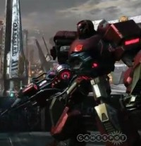 Transformers News: More Transformers: Fall of Cybertron Footage - Starscream and Warpath
