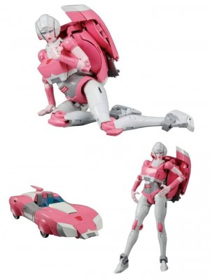 Masterpiece MP-51 Arcee New Pictures