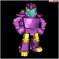 Transformers News: New Predacon Transformers Bot Shots Revealed