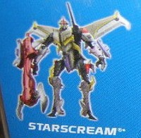 "Transformers News: ""Beast Hunters"" Starscream Revealed"