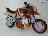Transformers News: More Toy Images of Reveal The Shield Wreck-Gar