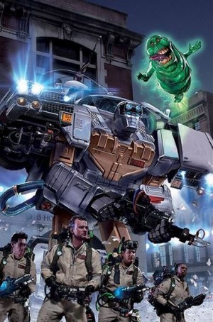 Transformers News: Ghosts of Cybertron Unused Cover Art from John Gallagher