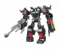 "Transformers News: Transformers Prime ""Beast Hunters"" Cyberverse Commander Trailcutter Officially Revealed"