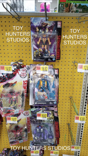 Transformers Power of the Primes Wave 3 Deluxes Found at US Retail
