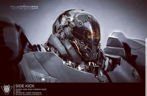 Transformers News: Transformers: The Last Knight Concept Art: Hot Rod, Barricade, giant Robot Snake