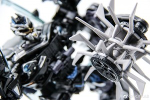 In-Hand Images of Transformers Movie Masterpiece MPM-5 Barricade