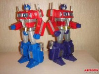 Transformers News: Hasbro MP-10 Optimus Prime In-Hand Images with Side by Side Comparisons to Takara MP-10 Convoy