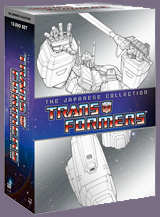 Transformers News: Shout! Factory Transformers: The Japanese Collection up for preorder!