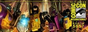 Transformers News: San Diego Comic Con and Transformers - Artist Updates: Ken Christiansen