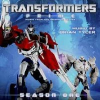 Transformers Prime: Music from the Animated Series (Season One) Coming March 20th