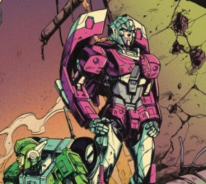 Review of IDW Transformers #18