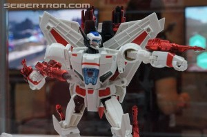 Transformers News: BotCon 2014 Coverage: Hasbro Display Galleries of Upcoming Generations
