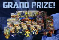 Cartoon Network Transformers Prime Beast Hunters Sweepstakes