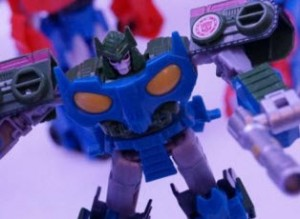 Transformers News: Transformation Video for Robots in Disguise Blastwave