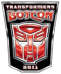 BotCon 2011 - Hall of Fame And Dark of the Moon Sneak Peek!