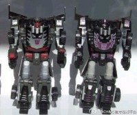 Transformers News: Buyer Beware: KO Wildrider and SG Rodimus in the Works