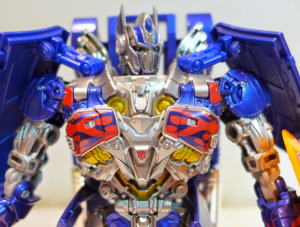 Transformers News: Possible Takara Tomy AD 31 Optimus Prime Re-issue as Part of TLK Line