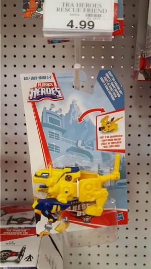 Transformers: Rescue Bots Mini-Con Swift Found at US Retail