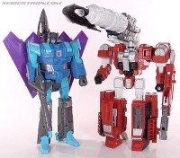 Transformers News: New Galleries: Universe Ultra Countdown and Darkwind