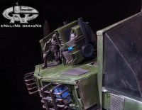 Transformers News: Transtopia Masterclass - Rolling Thunder Prime