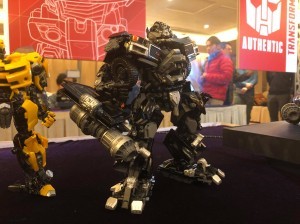 Transformers News: Full Reveal of Transformers Movie Masterpiece MPM-6 Ironhide at HKTDC