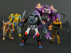 New Gallery: Transformers War for Cybertron Kingdom WFC-K8 Optimus Primal