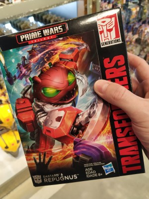 Exclusive G1 Reissues and Prime Wars Toys Found at Universal Studios Singapore