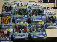 Transformers News: Transformers Prime Cyberverse Figures In-Package