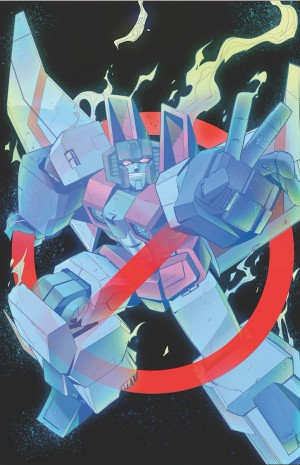 Transformers News: IDW Transformers x Ghostbusters Behind the Scenes Interview, New Priscilla Tramontano Cover Revealed