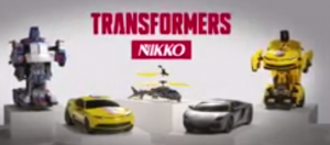 Nikko Transformers: Age of Extinction RC Vehicle Commercial