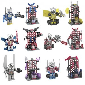 Transformers News: Transformers Custom Kreons In Stock @ Hasbro Toy Shop