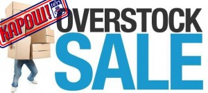 Kapow! Toys Overstock Sale - Ends Monday 9th