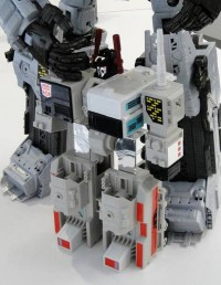 Transformers News: Transformers Generations Titan Class Metroplex Teaser Images Continue