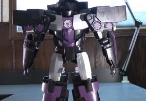 Video Review - Transformers Robots in Disguise Mega Five-Step Megatronus