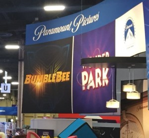 Possible New Logo for Transformers Bumblebee Movie