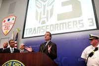 Transformers News: More Info on Transformers 3 Filming in Chicago