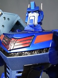 Toy Images of Takara TA-27 Transformers Animated Ultra Magnus