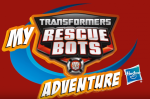 Transformers News: Transformers: Rescue Bots - 'Choose Your Own Interactive Adventure'