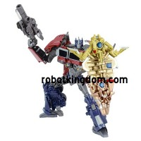 Transformers News: Robotkingdom News: Takara Transformers Prime Arms Micron TRU Exclusive Battle Shield Optimus Prime Pre-Order