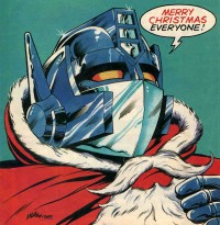 Transformers News: Happy Holidays from Seibertron.com