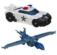 Video Reviews: Transformers Prime Beast Hunters Legion Class Soundwave and Prowl