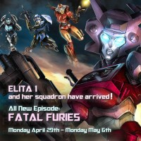 "Transformers News: Transformers: Legends ""Fatal Furies"" Now Live"