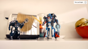 "Transformers News: New Transformers: The Last Knight Toy Shorts ""Earth Adventures"""