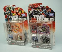 Transformers News: In-Hand Images: Takara Tomy Transformers Generations TG-15 and TG-16 Data Discs Sets